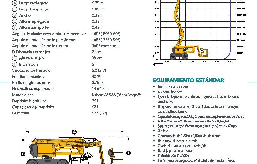 CM_Brazo Articulado Diesel_HA 16RTJ PRO